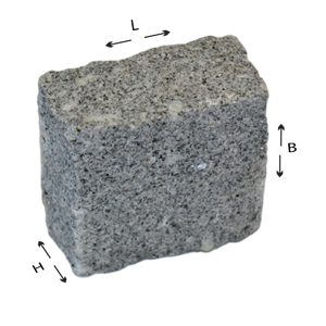 Granite Pierre Naturelles Gris