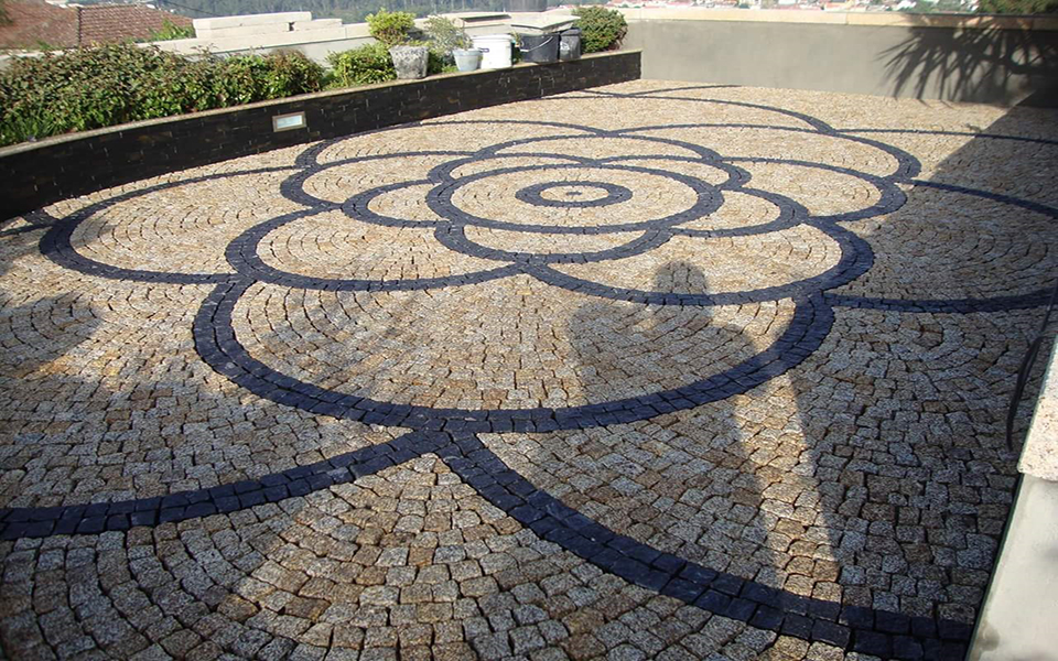 Natural Stone Floor Building Your Dream House
