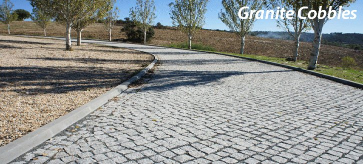 Adoquines granito directamente de la cantera for Adoquines para jardin precio